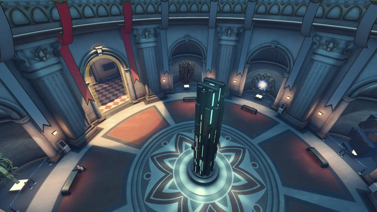 Overwatch S New Map Is A Beautiful But Imbalanced Deathtrap
