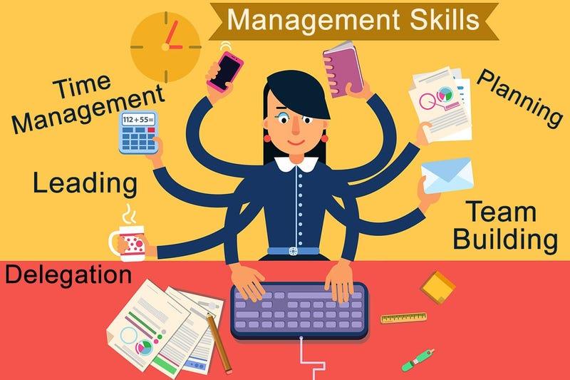 Illustration for article titled Management Skills | DLP INDIA