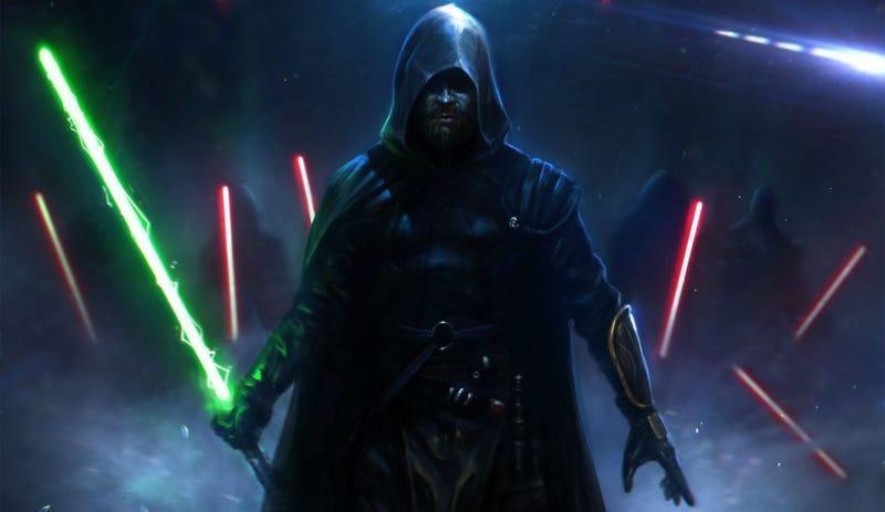 Illustration for article titled Más de 60 wallpapers de Star Wars para calmar tus ganas de ver The Force Awakens