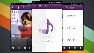Illustration for article titled Yahoo! Music's New Android App Combines Music, Last.fm Scrobbling, and Song Identification into One Fast Package