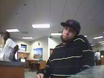 """Illustration for article titled """"Abe Lincoln Bandit"""" Robs Houston Bank While Wearing Mets Cap"""