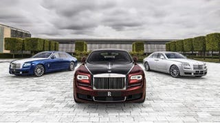 Illustration for article titled Also in Forbes: The Rolls Royce Ghost Zenith Collection