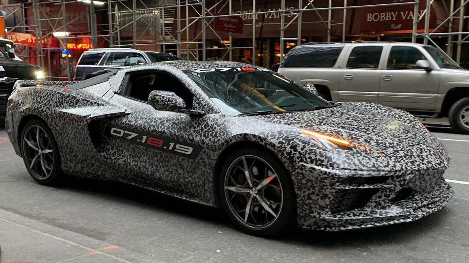 2020 Mid-Engine C8 Corvette Officially Announced, Coming July 18