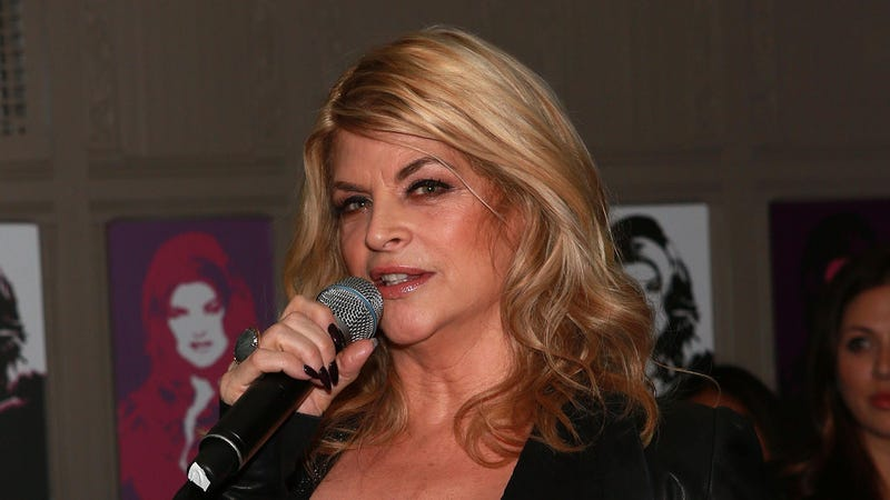 Illustration for article titled Kirstie Alley Gained a Bunch of Weight and Is Back with Jenny Craig