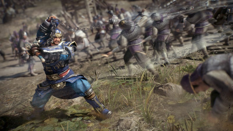 Screenshot: Dynasty Warriors 9/Koei Tecmo