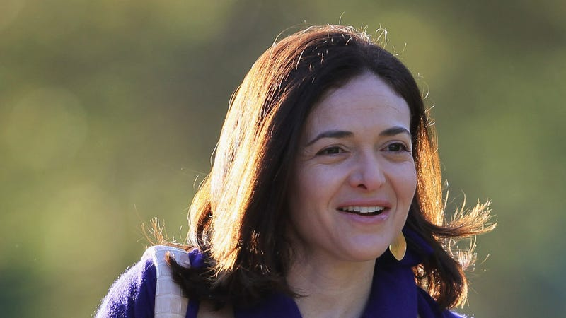 Illustration for article titled Sheryl Sandberg Gives Us a Permission Slip to Leave Work Early Every Day