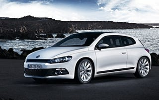 Illustration for article titled 2009 Volkswagen Scirocco Fully Unveiled