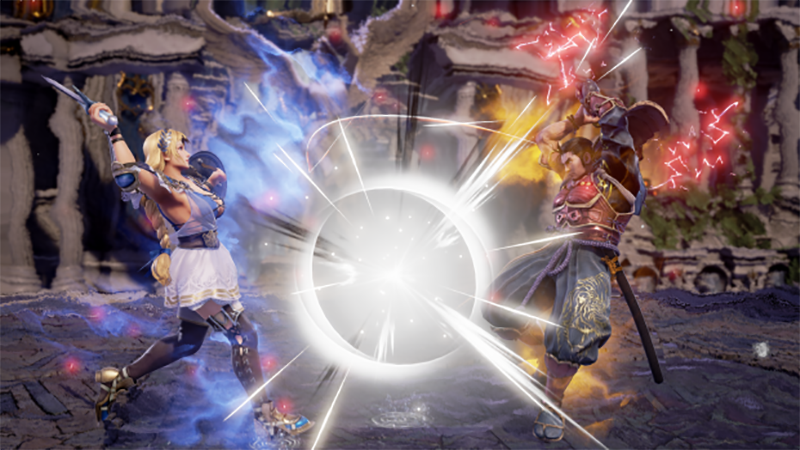 Illustration for article titled Soulcalibur VI Makes It Easier To Fight Back When Being Beaten Down
