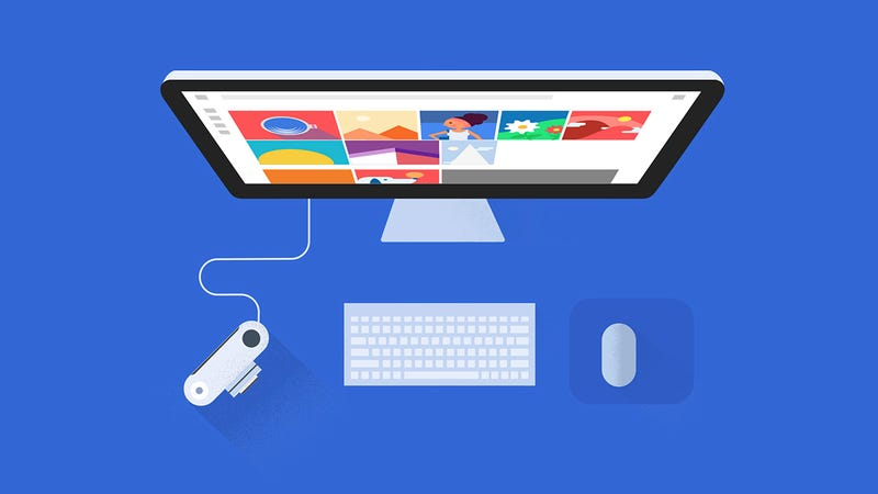 Illustration for article titled How to Use Google Photos from the Desktop