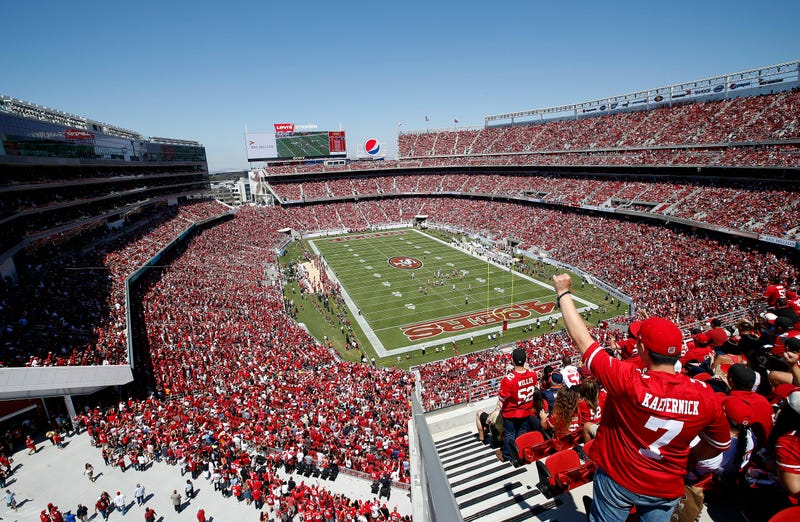 Illustration for article titled The 49ers' New Stadium Is Probably The Future Of Concessions