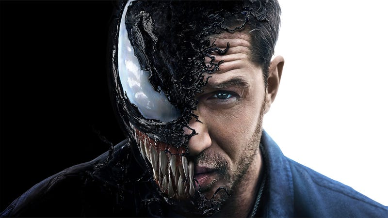 Illustration for article titled We Love How Stupid The Venom Movie Is