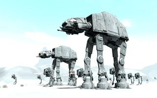 Illustration for article titled Latest SWG Update Adds Epic Hoth Battles