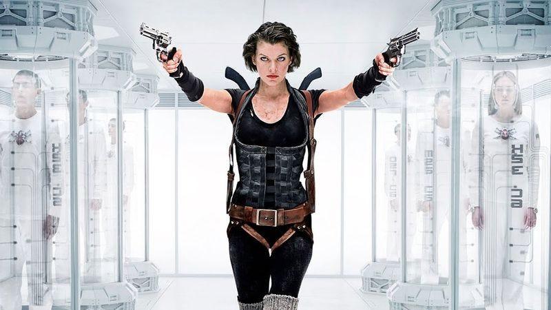 (Photo: Resident Evil: Afterlife)
