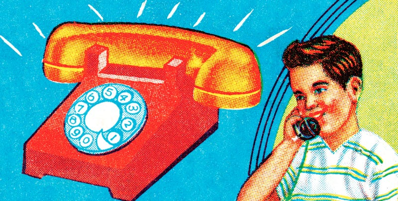 Illustration for article titled Do You Answer the Phone?