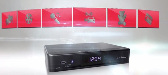 Verizon's Quantum TV DVR Records up to 12 Channels at Once