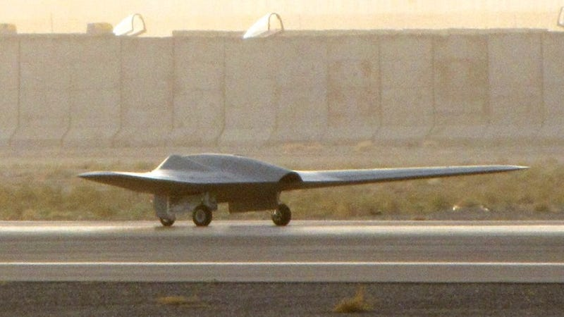 Illustration for article titled Did Iran Just Blow Up One of Our Secret Spy Drones?