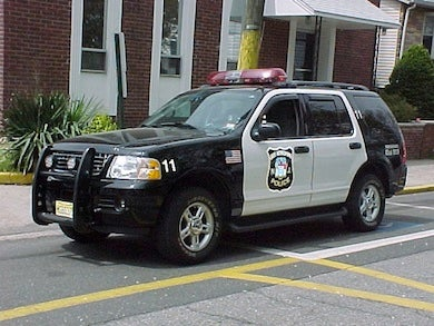 Illustration for article titled Ford Explorer Police Interceptor: Robocop's Mom Gets A New Ride