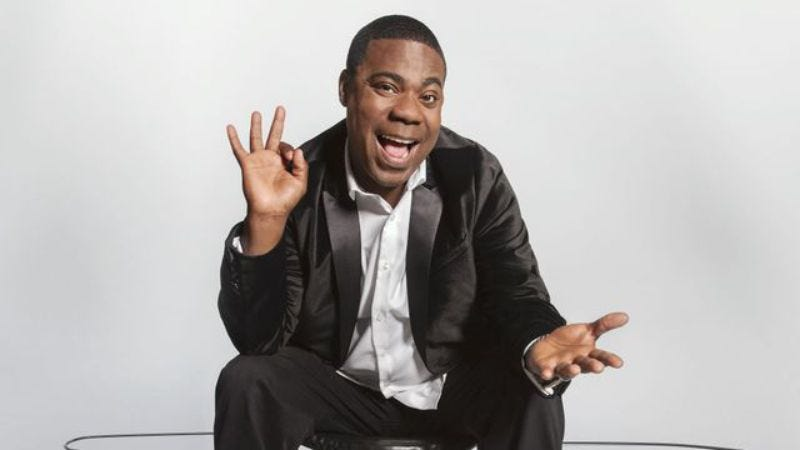 Illustration for article titled Read This: Tracy Morgan talks life, comedy after accident