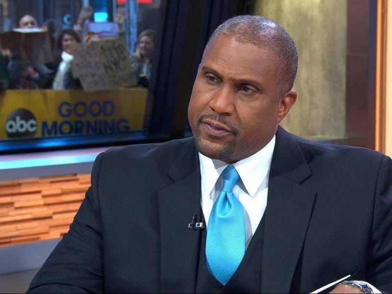 Tavis Smiley (Good Morning America video screenshot)