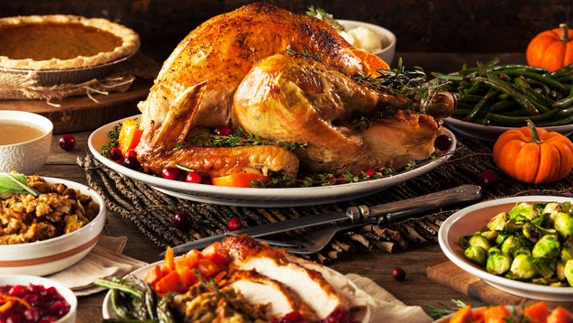 How to Host a Great Thanksgiving Without Ruining the Planet
