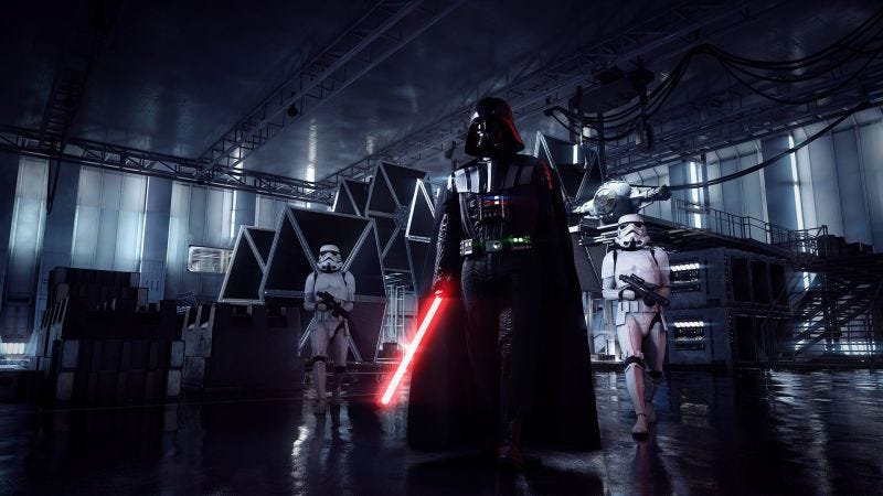 Illustration for article titled EA Is Putting Microtransactions Back Into Star Wars Battlefront II, But They'll Be Cosmetic-Only