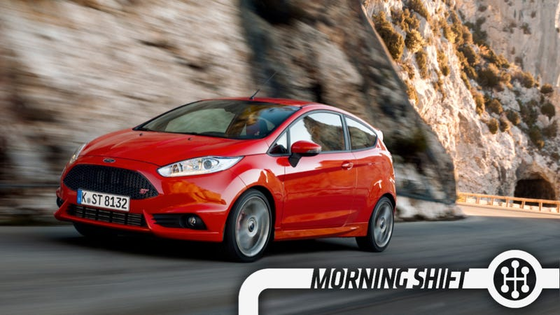 Illustration for article titled GM Drops Chevy Volt Price By $5K, Ford Boosts Fiesta ST Production