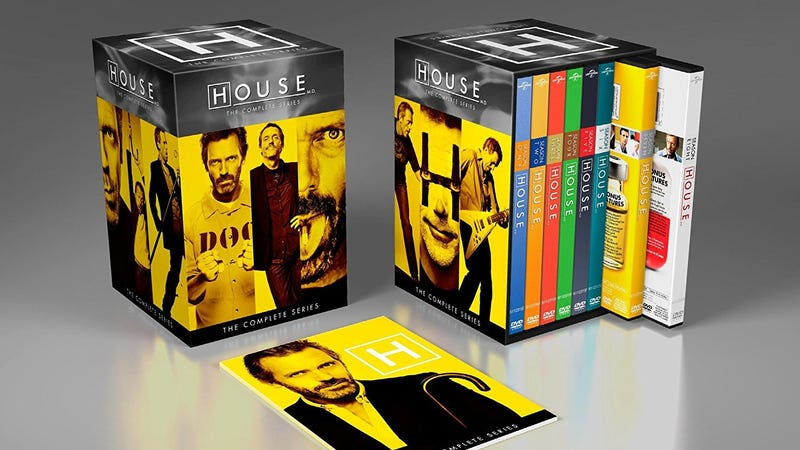 House M.D., The Complete Series, $60
