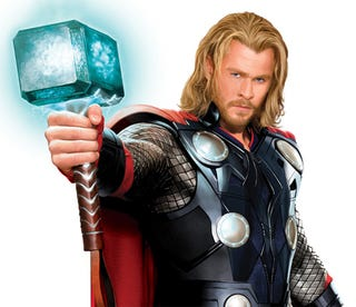 Illustration for article titled We're Really Not Feeling This Thor Costume Concept Art