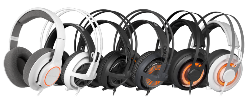 Illustration for article titled The SteelSeries Siberia Headset Line Is All-New, Relatively Different