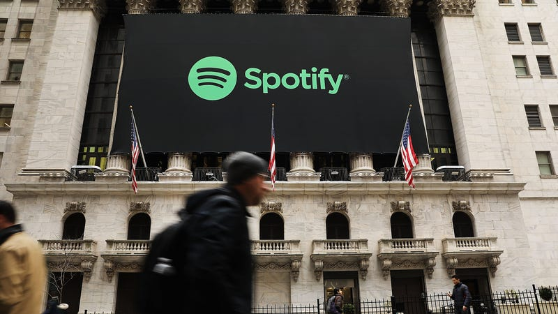 Illustration for article titled Spotify Agrees to Fork Over $112 Million to Artists in Class Action Settlement