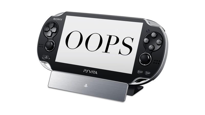 Illustration for article titled The Vita Is A Great System—Too Bad Sony Screwed It Up