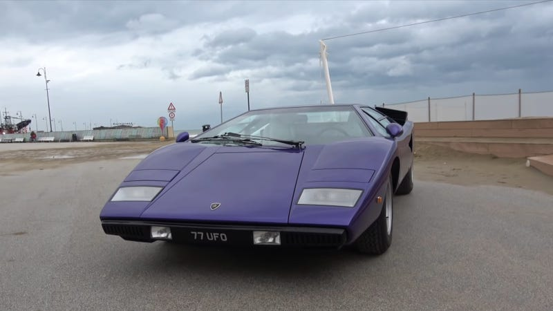 The Best Lamborghini Countach Might Be The Lp400