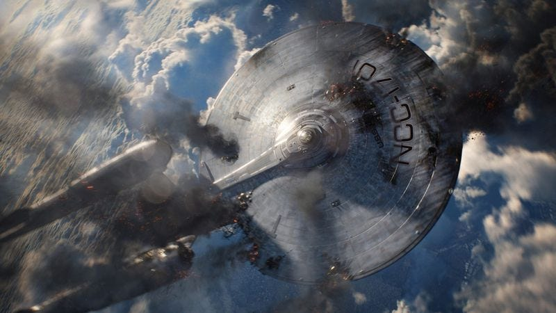 Illustration for article titled Justin Lin to make spaceships go really fast in Star Trek 3