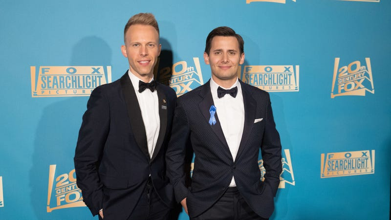 Illustration for article titled La La Land's Benj Pasek and Justin Paul wrote 2 new songs for the live-action Aladdin