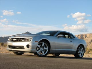 Illustration for article titled 2010 Camaro SS, Third Car Off The Line, To Be Auctioned By College Of Creative Studies