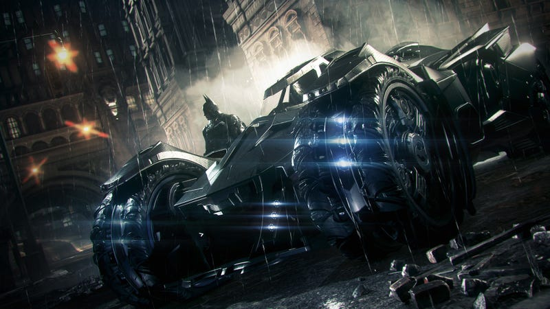 Illustration for article titled Arkham Knight's Steam Reviews Are Getting Flagged As 'Pre-Release' ... Again [UPDATE]