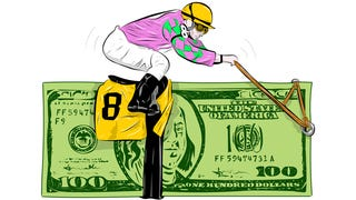Illustration for article titled Let's All Get Filthy Rich Betting On The Kentucky Derby