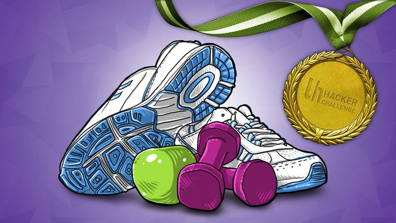 Illustration for article titled Hacker Challenge: Share Your Best Exercise Hack