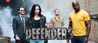 Illustration for article titled The Defenders Spoiler-Free Thread