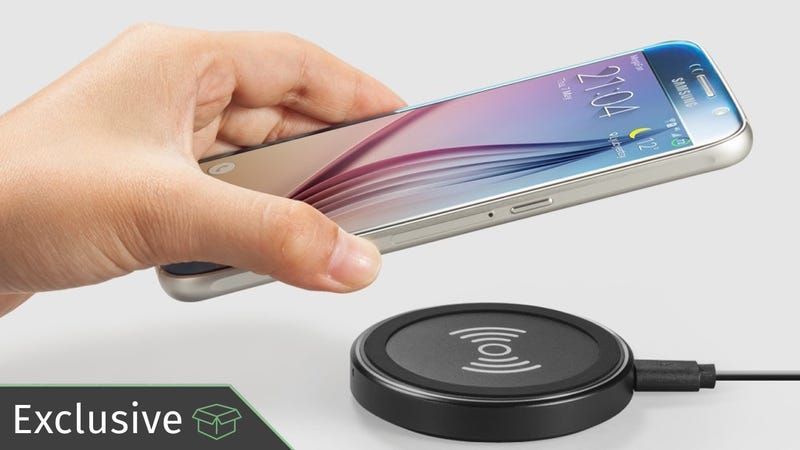 Anker Qi Charging Pad, $14 with code KINJA556