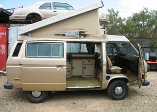 Illustration for article titled For $7,500, Is This Westfalia Worth Falling For?