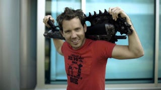 Illustration for article titled Cliff Bleszinski Was A Drama Geek In High School (And Other Fun Facts About The Gears Of War Creator)