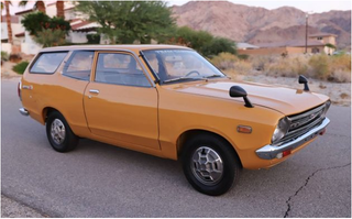 Illustration for article titled anyone want a Datsun 120Y?