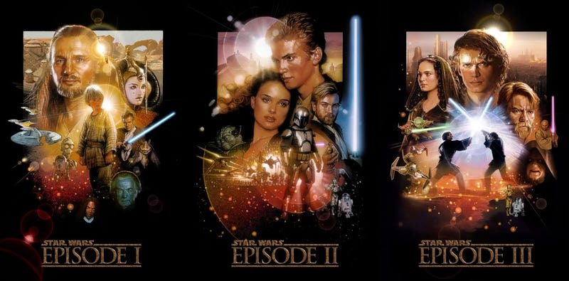 Illustration for article titled 5 Things the Star Wars Prequels Did Right