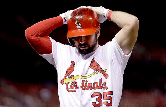 The Cardinals Lost Their 76th Game