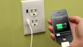 Illustration for article titled Upgrade a Wall Outlet to Charge USB Devices