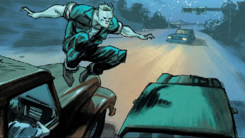 Illustration for article titled Yet another Mark Millar comic to be made into a movie