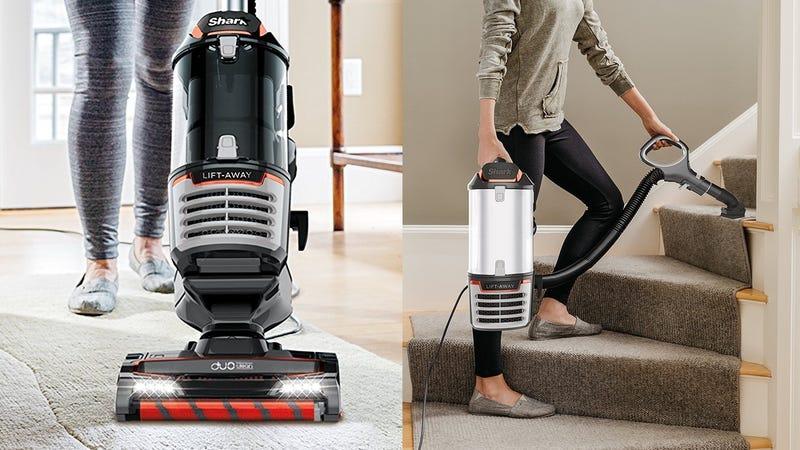 Shark DuoClean Upright Vacuum | $160 | Amazon