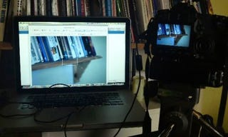 Turn Your Non-Video Canon DSLR into an HD Video Camera