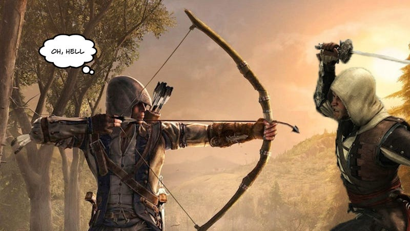 Illustration for article titled Assassin's Creed III Was Disappointing. How Does Black Flag Stack Up?